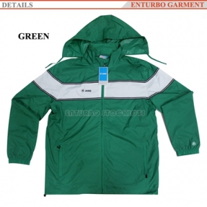 Rain Jacket Stocklots