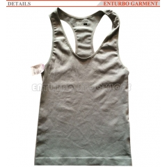 Ladies one piece vest top