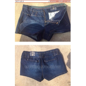 Ladies short jeans