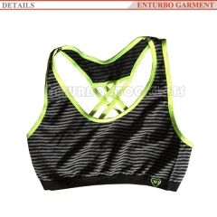 Ladies sport bra