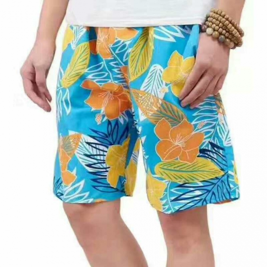 Mens Polyester Board Shorts